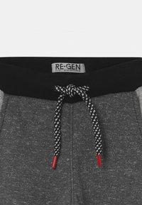 Re-Gen - Teplákové kalhoty - dark grey melange - 2
