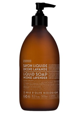 LIQUID MARSEILLE SOAP - Liquid soap - incense lavender