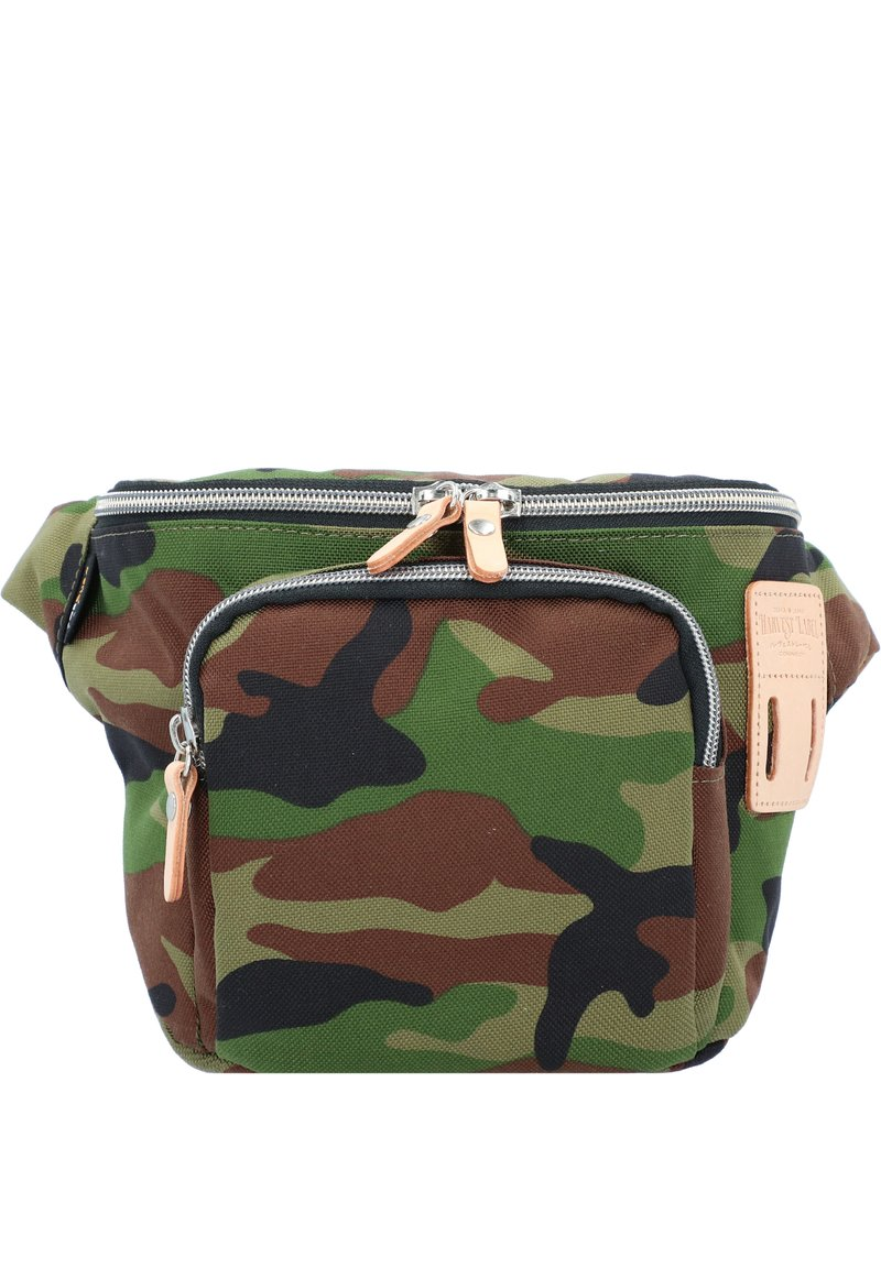 Harvest Label - BANDAI - Bum bag - camouflage