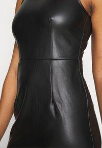 ONLY - ONLPIPER DRESS - Kjole - black - 5