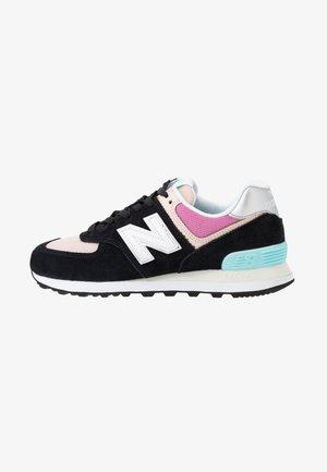 WL574 - Sneakers basse - black/pink