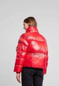 Pepe Jeans - CLAIRE - Zimní bunda - lipstick red - 2