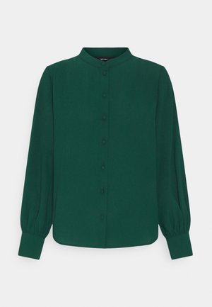 VMAYA PLEAT PETITE - Button-down blouse - pine grove