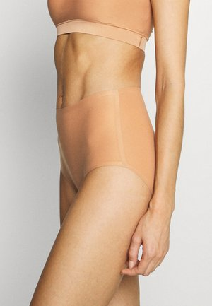 SOFT STRETCH - Briefs - santal