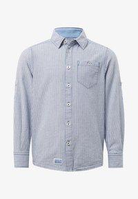 TOM TAILOR - Shirt - blue - 0
