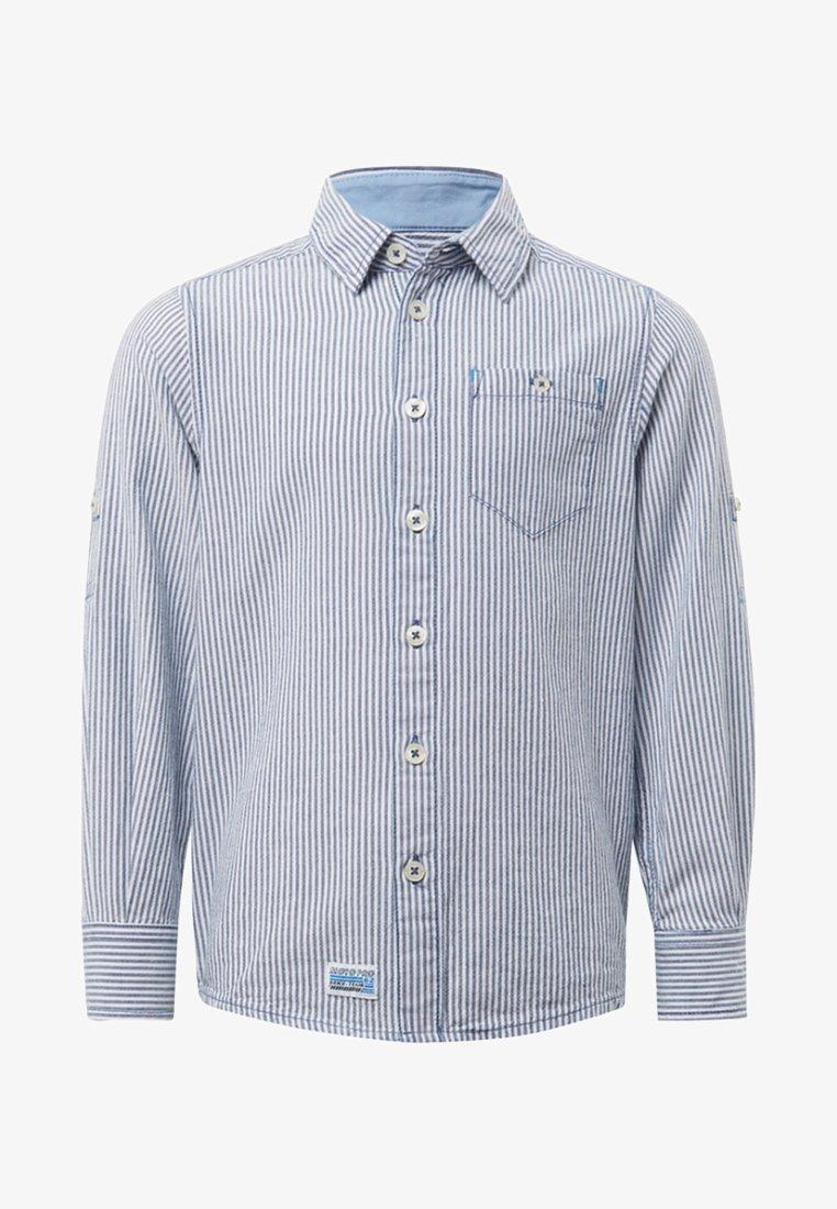 TOM TAILOR - Shirt - blue