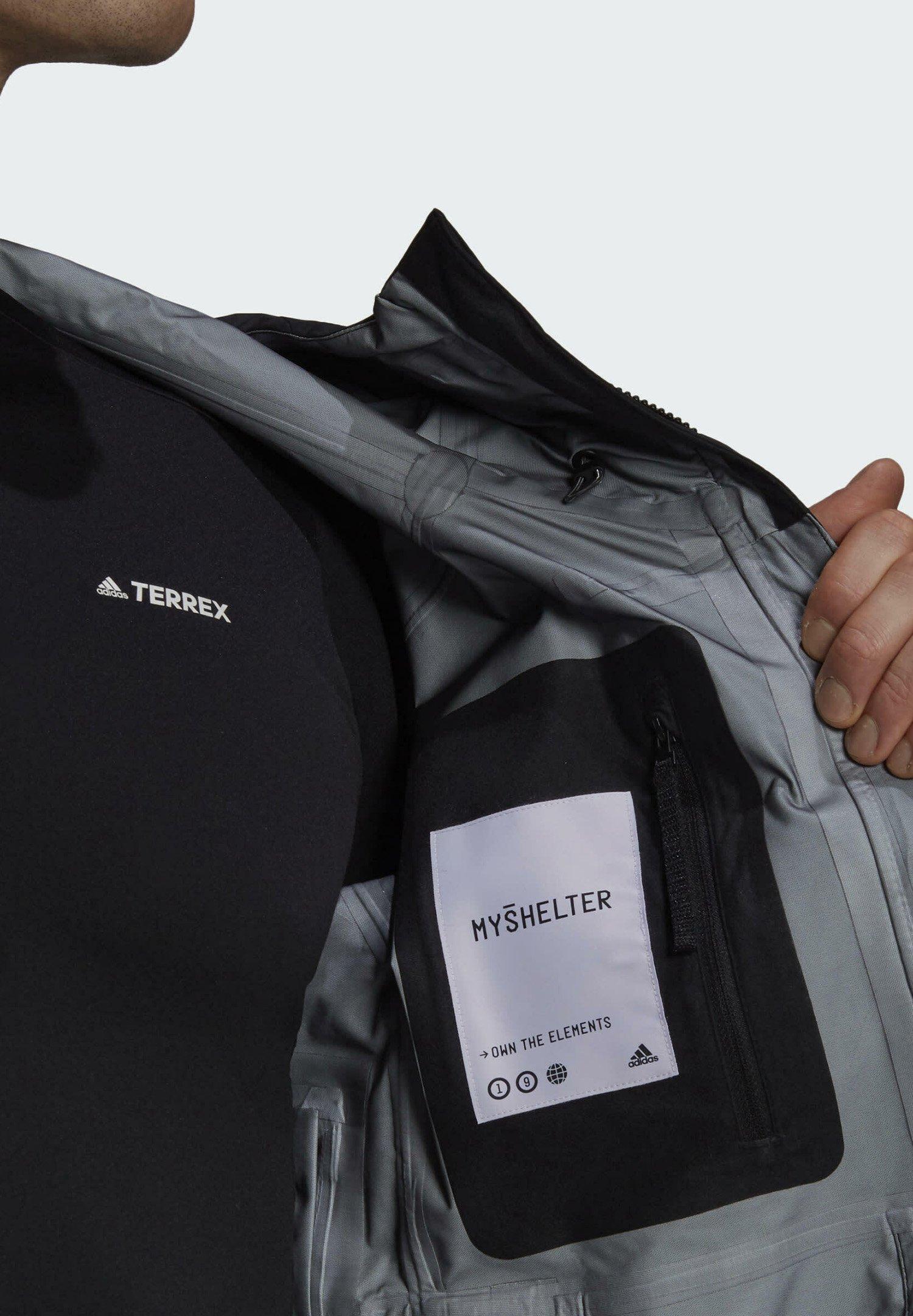 Uomo TERREX MYSHELTER GORE-TEX ACTIVE - Impermeabile