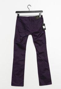 Herrlicher - Straight leg jeans - purple - 1