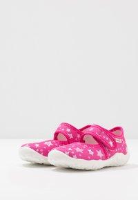 Superfit - BONNY - Domácí obuv - lolly - 3