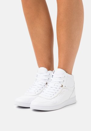 ELEVATED MID COURT  - Sneakers alte - white