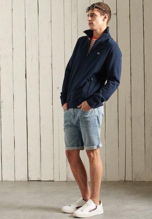 Sweatshirt - rich navy