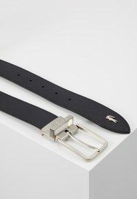 Lacoste - BELT - Belt - black - 3