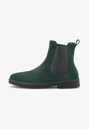 SOANA - Classic ankle boots - dunkelgrün