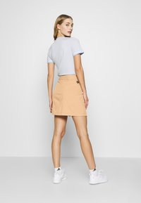 Cross Sportswear - PLEAT SKORT - Spódnica sportowa - deep birch - 2