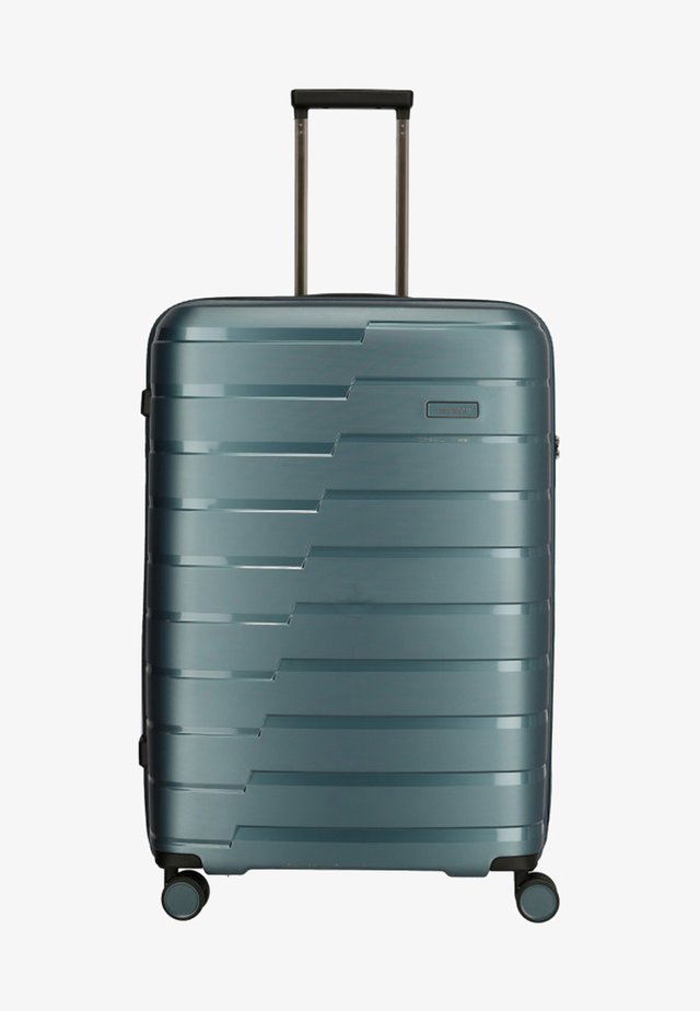 AIR BASE - Wheeled suitcase - blue