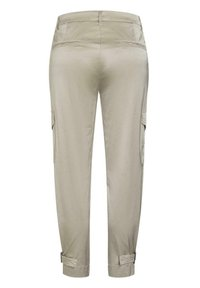 Cambio - MALOU - Cargo trousers - sand - 1