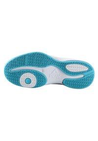 PEAK - CAROLINA - Basketball shoes - weiß - blau - 3
