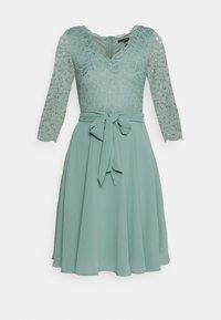 Esprit Collection - PER DRESS - Cocktail dress / Party dress - dark turquoise - 5