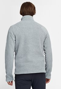 Mammut - INNOMINATA - Fleece jumper - highway melange-granit - 1