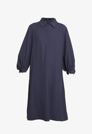 QEDRIK - Shirt dress - smart blue