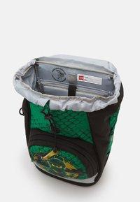 Lego Bags - NIELSEN SCHOOL BAG SET UNISEX - School set - green - 2