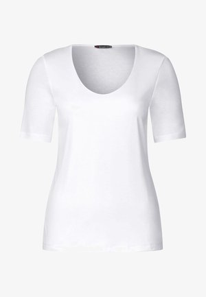 PALMIRA - Basic T-shirt - white