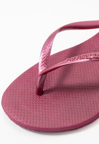 Havaianas - KIDS SLIM - Pool shoes - bordeaux - 2