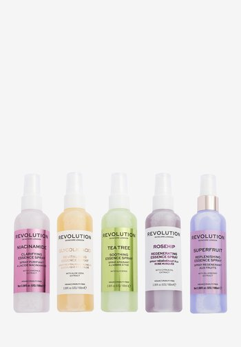 REVOLUTION SKINCARE SPRITZ LIKE YOU MEAN IT COLLECTION - Skincare set - -