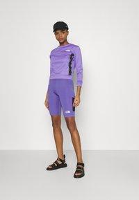 The North Face - TIGHT - Short - pop purple - 1