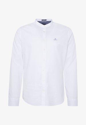 ROYAL OXFORD SLIM BAND - Shirt - white
