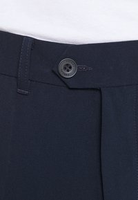Casual Friday - PAX PANTS - Trousers - navy blazer - 4