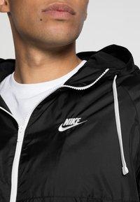 Nike Sportswear - Tepláková souprava - black - 4