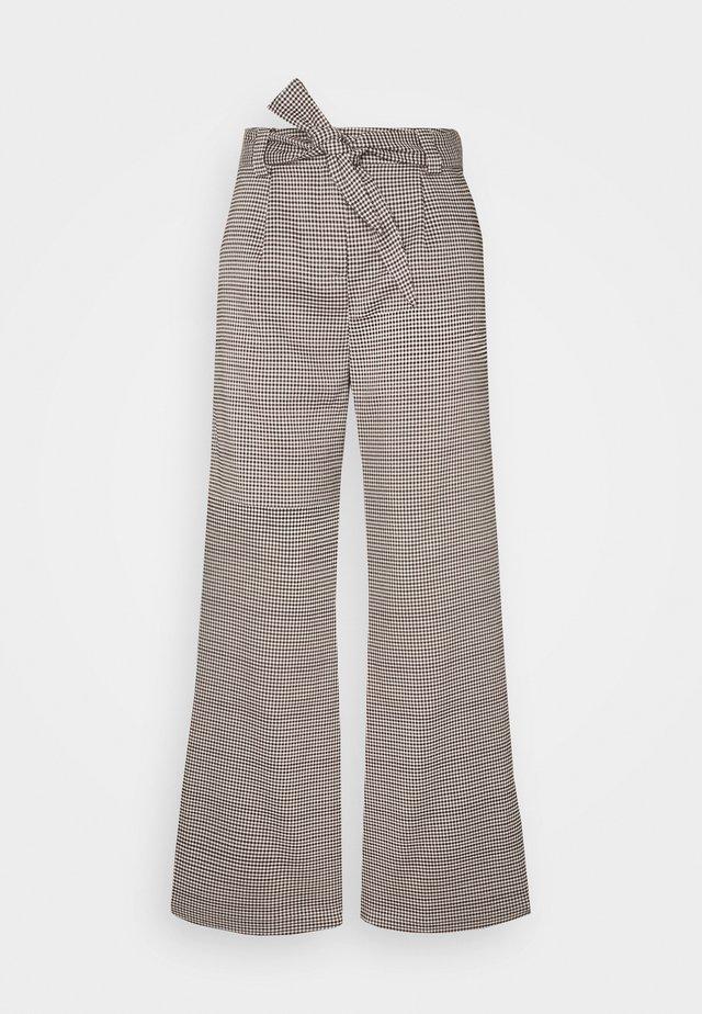 IHFELICIAN  - Pantalon classique - tapioca