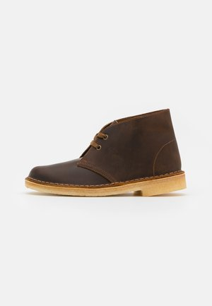 DESERT BOOT - Chaussures à lacets - beeswax