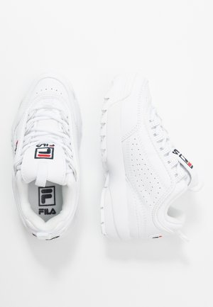 DISRUPTOR KIDS - Sneakersy niskie - white