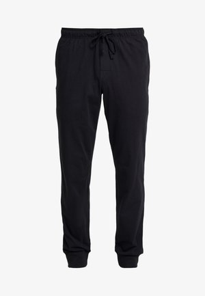 BASIC - Pyjama bottoms - black