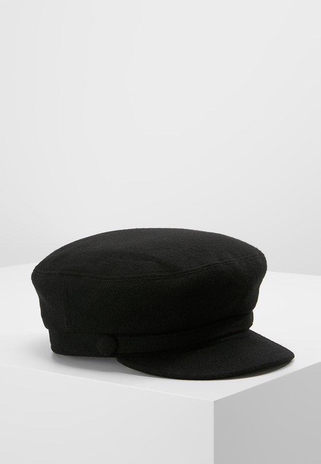 CAPITANO - Berretto - black