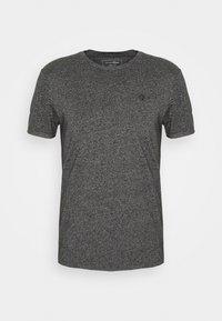 TOM TAILOR DENIM - T-shirt - bas - black - 4
