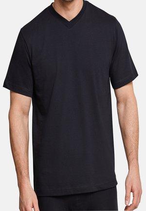 4 PACK - Undershirt - schwarz