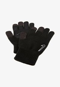 Nike Performance - TECH AND GRIP GLOVES  - Guanti - black/white - 1