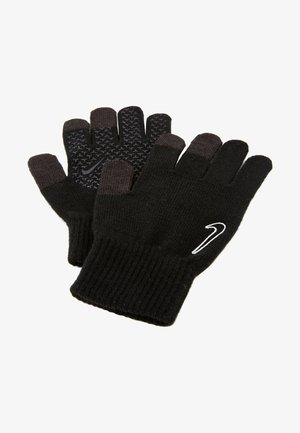 TECH AND GRIP GLOVES  - Sormikkaat - black/white