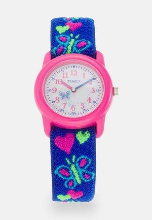 KIDZ BUTTERFLIES & HEARTS UNISEX - Watch - blue