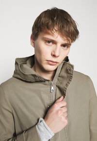 DRYKORN - SECSET - Classic coat - grey - 3