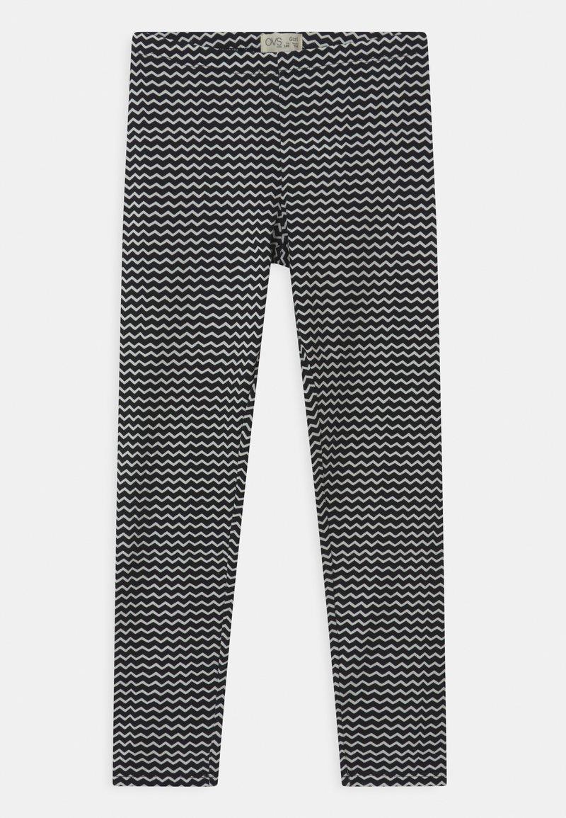 OVS - Leggings - Trousers - pirate black