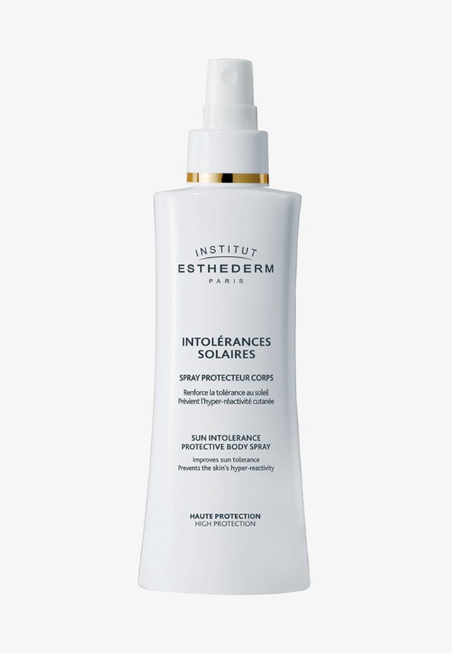 INSTITUT ESTHEDERM SUN INTOLERANCE HIGH PROTECTION CARE BODY SPR - Sun protection - white