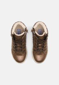 Friboo - Zapatillas altas - bronze - 3