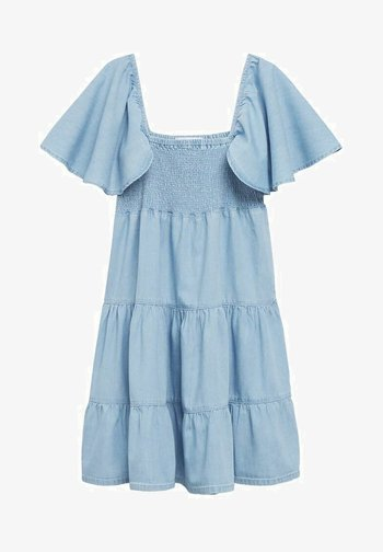 DULIPA - Day dress - mittelblau