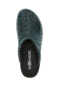 Rohde - Pantoffels - blauw - 1