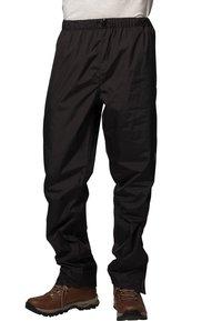 Vaude - FLUID II - Trousers - black - 0
