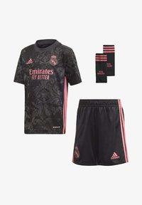 adidas Performance - REAL MADRID AEROREADY MINIKIT - Sports shorts - black - 0